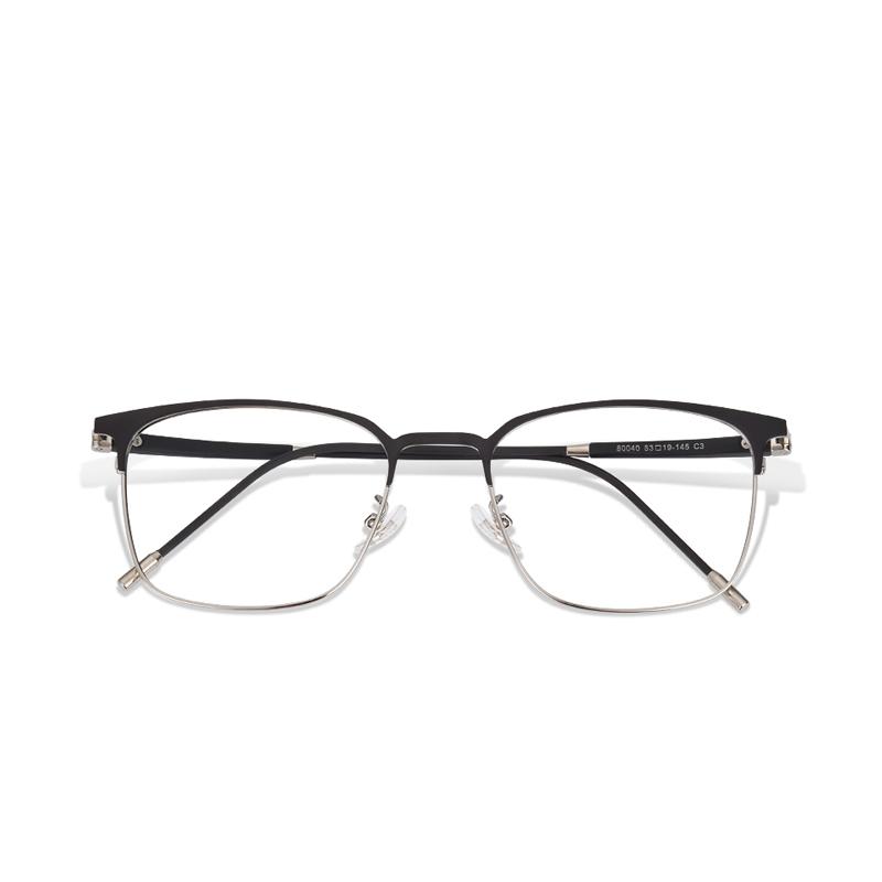 Özel Logo optik gözlükler bilgisayar koruma erkekler tarzı çerçeve gözlük