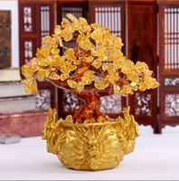 gold crystal money tree for sale
