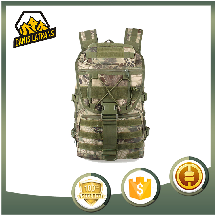 Wholesale Hiking Camping Tactical Gear Assault Military Digital Camouflage Molle Combat Backpack
