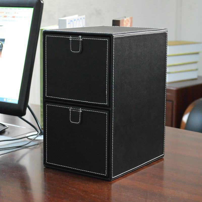 120 high grade leather proof disc cd storage box storage box desktop storage cabinets lp. Black Bedroom Furniture Sets. Home Design Ideas