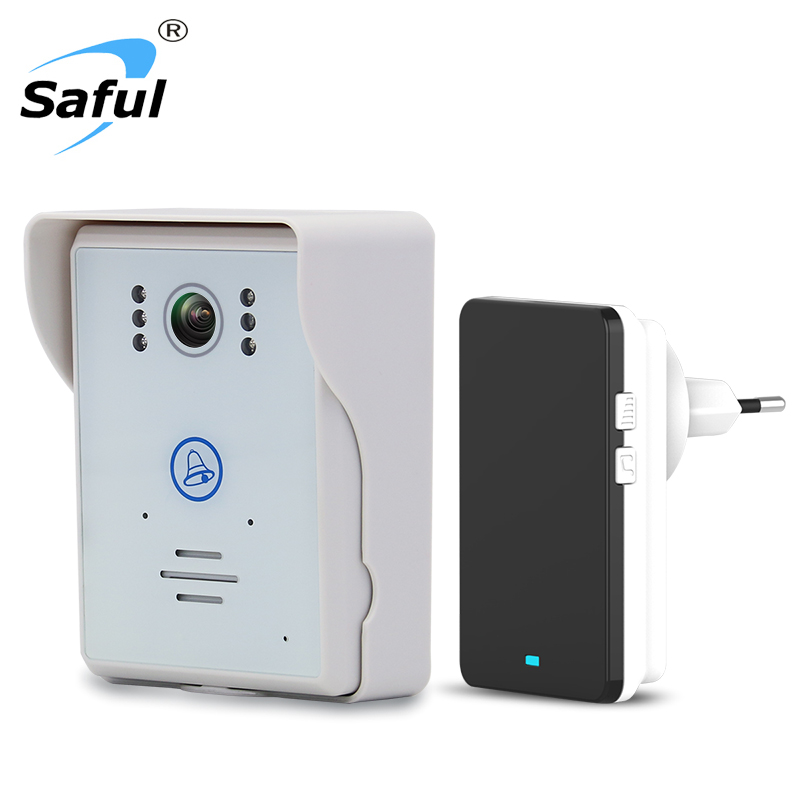 China Supplier Android IOS System APP Wireless Door Access Remote Control System Unlock 2 MP Wifi Wireless Video Intercom