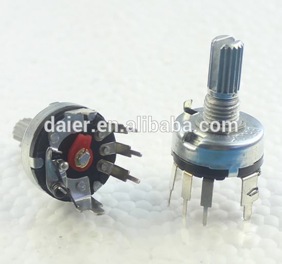 High Quality alps potentiometers