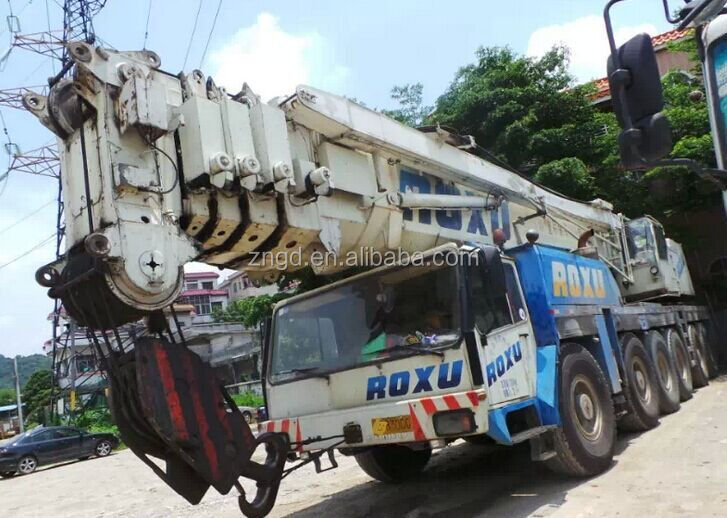 rear Liebherr LTM1220, 220T Truck crane, used 100t 170t 200t 220t 300t 500t wheel crane for sale