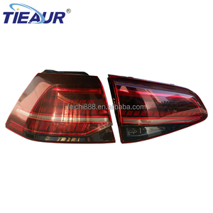 High quality tail light rear lamp LED red for VW golf 7.5