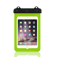 Wholesale PVC IPX 8 Waterproof Tablet Case, Waterproof Tablet Bag for Android and Ipad