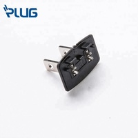 American Banana Plug Insert Universal Travel Adapter