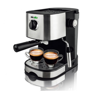 Hot sale high quality 1.2L 15 bar semi-automatic espresso coffee maker italian espresso coffee brands