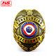 Free Design Customized Soft Enamel 3D police badge