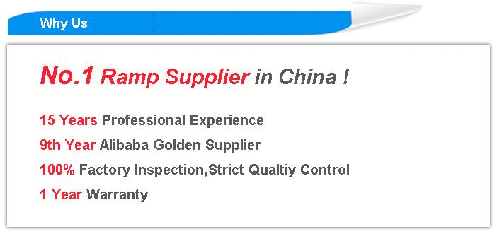 180kg Aluminum Motor Ramp Made In China