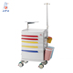 Medical trolley hospital emergency delivery trolley for patient