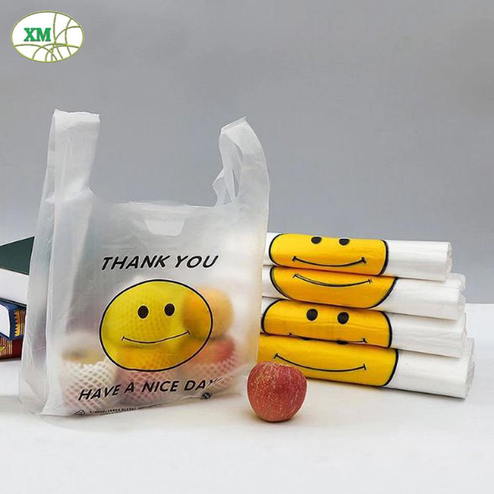 4051841a88 China Biodegradable T-shirt Bag
