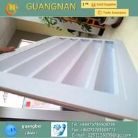 Aluminum louvers shade aluminum window shutters air shutters Foshan