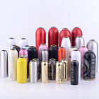 Wholesale empty aluminum aerosol can for cosmetic