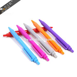 New model beautiful ballpoint pen with logo printing