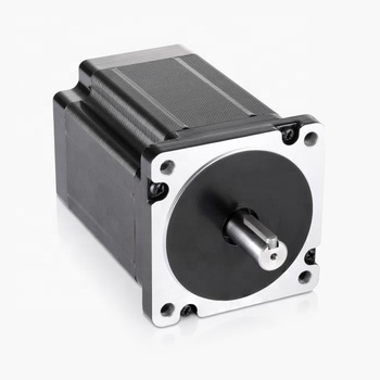 CNC carving machine 8.5nm nema34 stepper motor