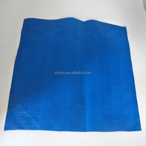 Colour Waterproof PE Laminated Sheet Woven Fabric For Tent