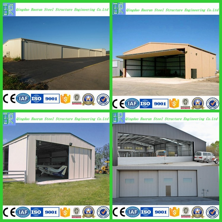Hot sale new design hangar galvanized with good price