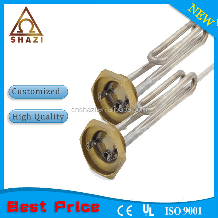 electric immersion heater for water boiler