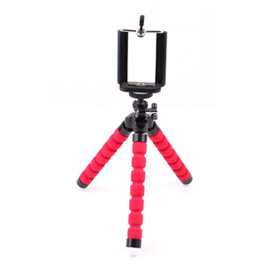 China High Quality Mini Tripod Portable and Adjustable Camera Stand Holder For Go Pro Mobile Phone