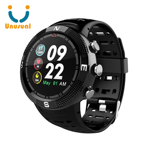 Image of Fitness Tracker Smartwatch F18 GPS Heart Rate Monitor Waterproof Sport Smart Watch for IOS Android With Blood Pressure