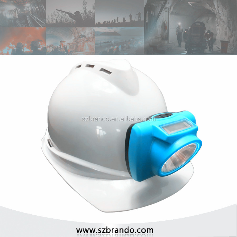 Explosion Proof Led Lighting High-performance Miners Cap Lamp