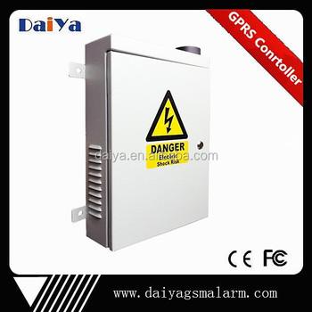 Gprs Telemetry Data Logger With 8 Input Solar Power Alarrm S250 ...