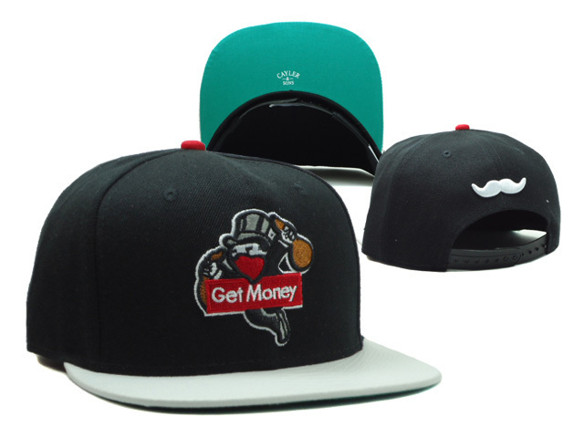 81df940950f Get Quotations · Get money cayler sons swag brand snapback caps baseball cap  hip hop hat hats for men