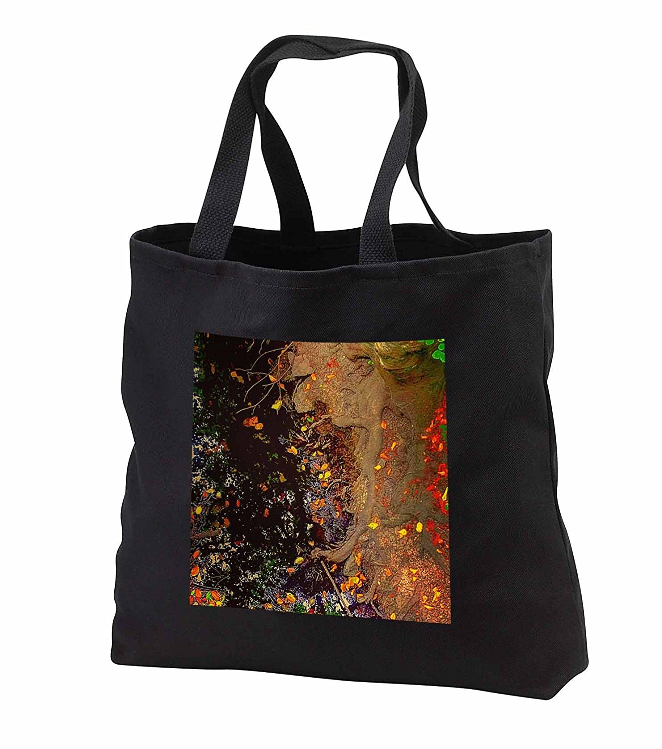 tb_245744 DYLAN SEIBOLD - PHOTOGRAPHY - LEAF RIVER TREE - Tote Bags