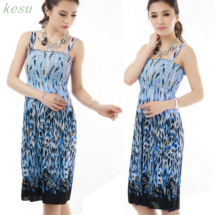 Women Dress Womens Summer Dresses 2015 Summer Robe Sexy Dress Floral Vestidos Femininos