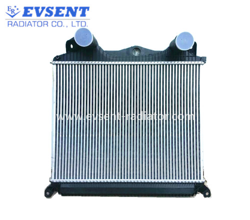 Intercooler 81061300176 for MAN heavy duty truck