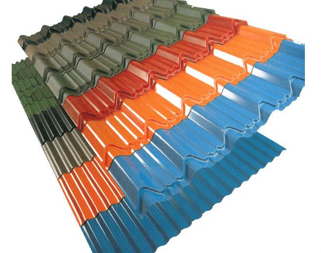 High Quality 14 Ga Thickness Corrugated Galvanized Steel