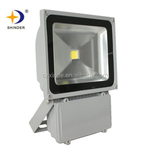 longlife span waterproof day light led flood light 100w