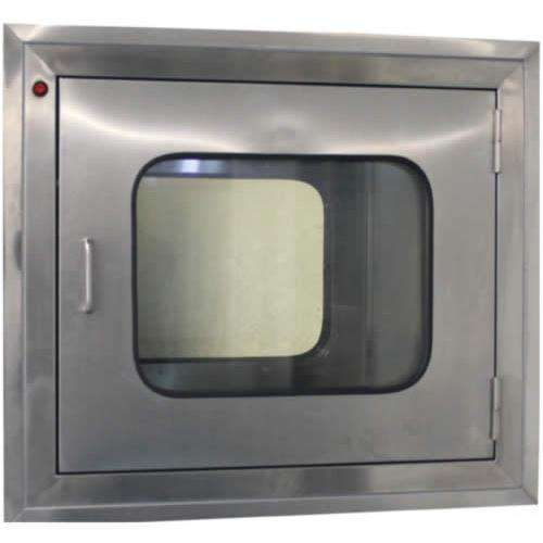 Static Box For Modular Cleanroom Pass Windows