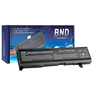 BND Laptop Battery [with Samsung Cells] for Toshiba PABAS057 / PA3399U-2BRS / PA3399U-1BRS / PA3399U-1BAS / PA3399U-2BAS / PABAS076 - 24 Months Warranty [6-Cell 5200mAh/58Wh]