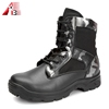 Wholesale Winter Warm Outdoor Black Round Studs Decoration Ankle boots for men and women shoes ankle