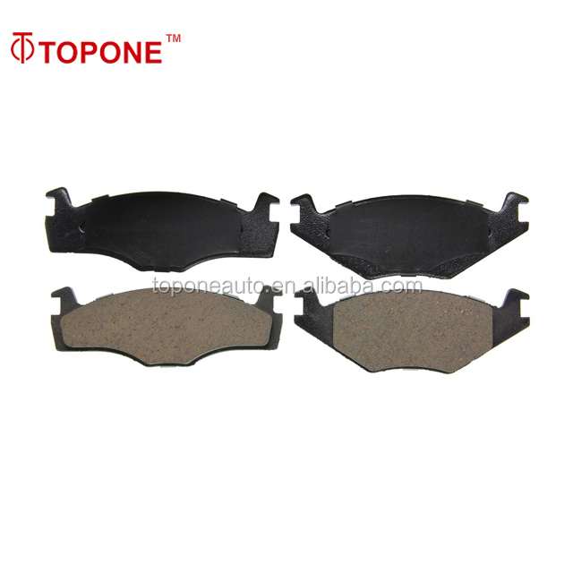 GDB459 D280 new design auto parts manufacture brake pad for SEAT for VOLKSWAGEN