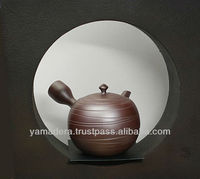 Purple Clay Ceramic Teapot Made In Japan For Japanese Tea Maker ...