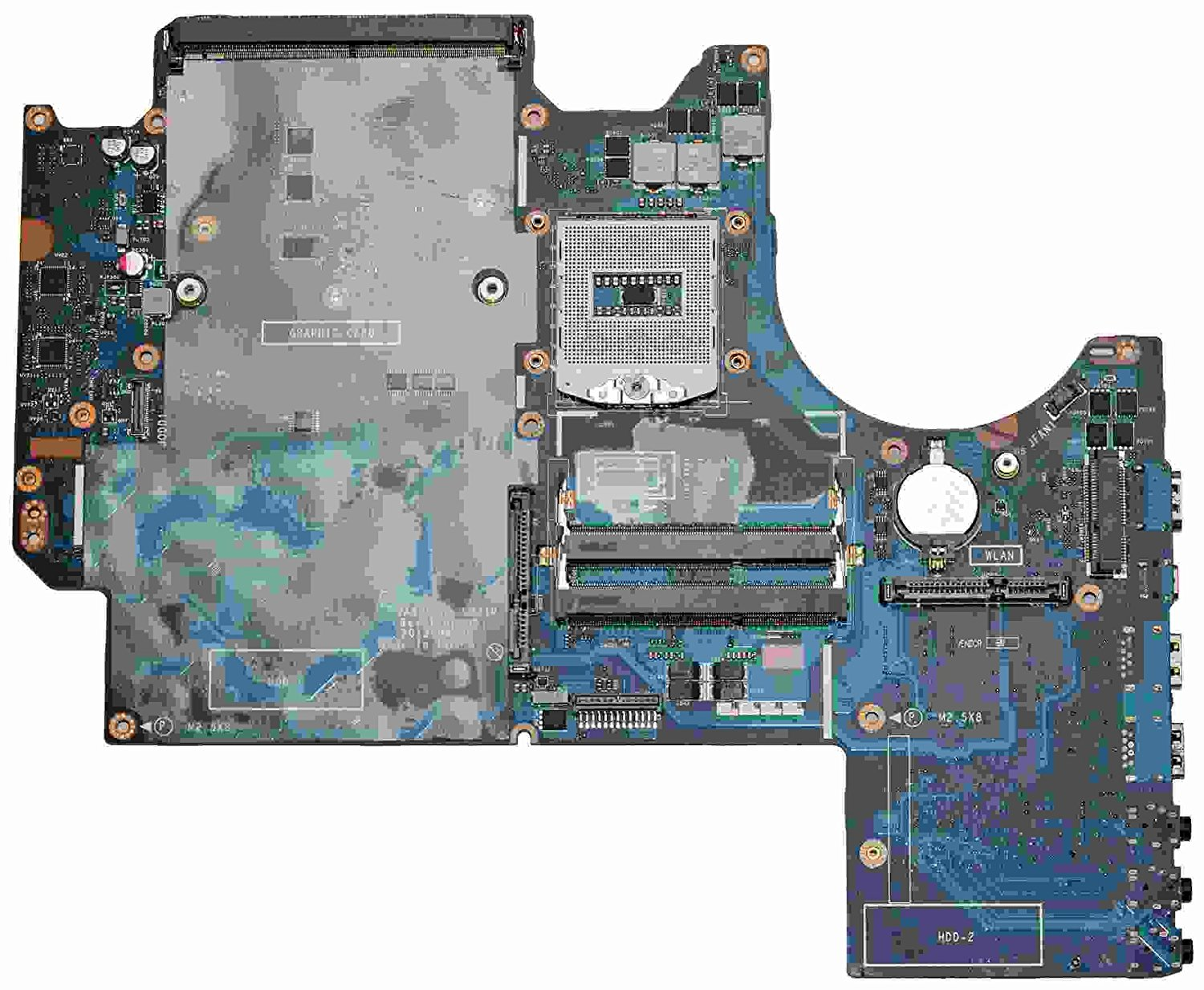 Cheap For Alienware M17x R2 Motherboard 14m8c, find For
