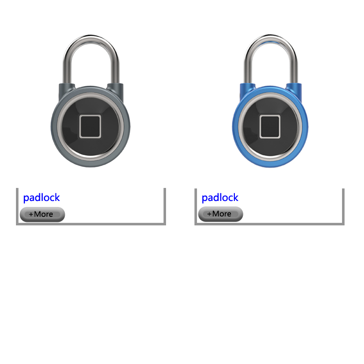 Fingerabdruck Schloss Smart App Bluetooth Schlüssellos Intelligent Schrank Tür