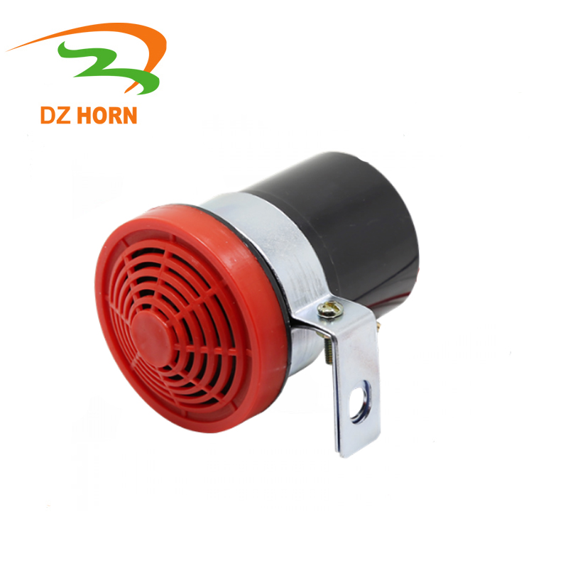 12v 24v universal reverse horn for car auto WOLO back-up alarm horn beep sound