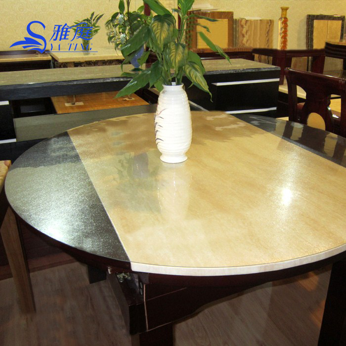 Pads For Dining Room Tables: Online Buy Wholesale Transparent Table Pad From China