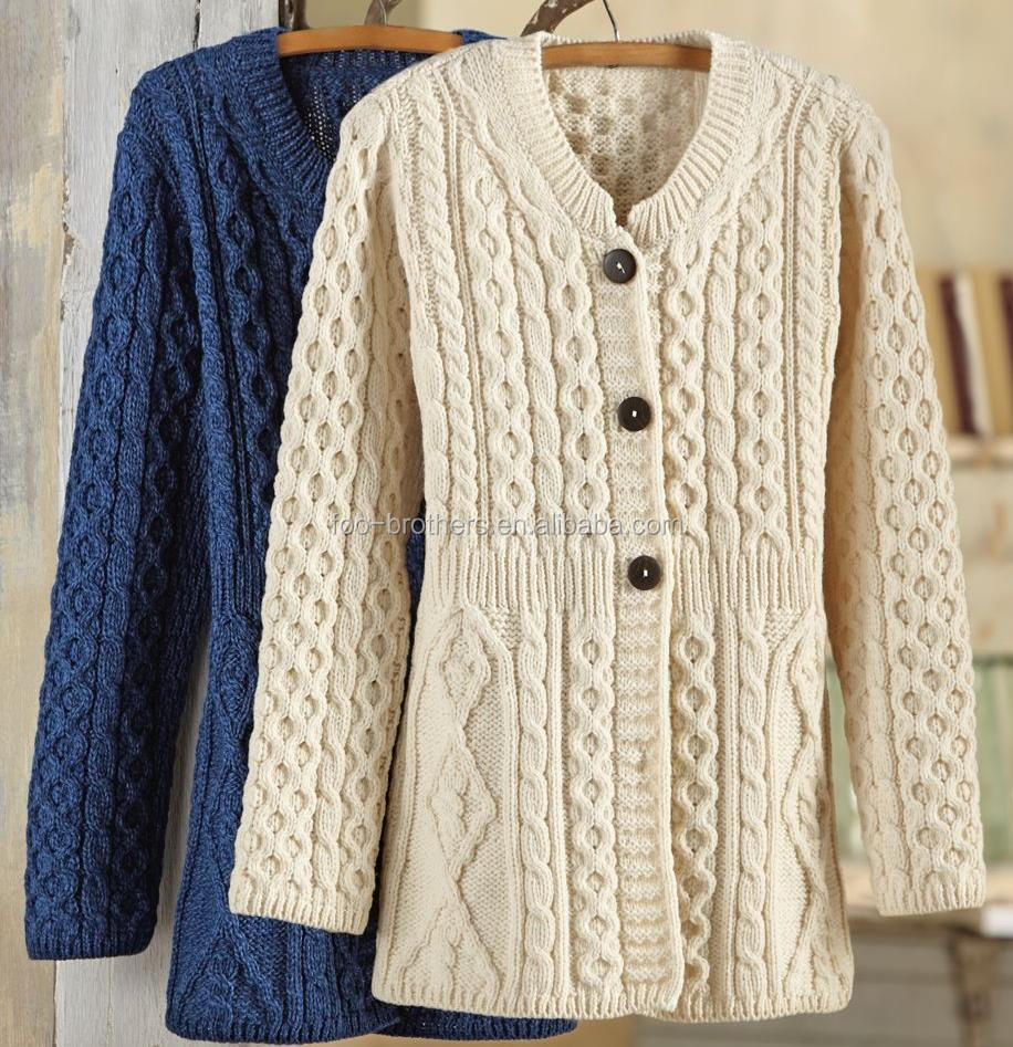 New stylish girls sweater latest design cardigan 2016 women