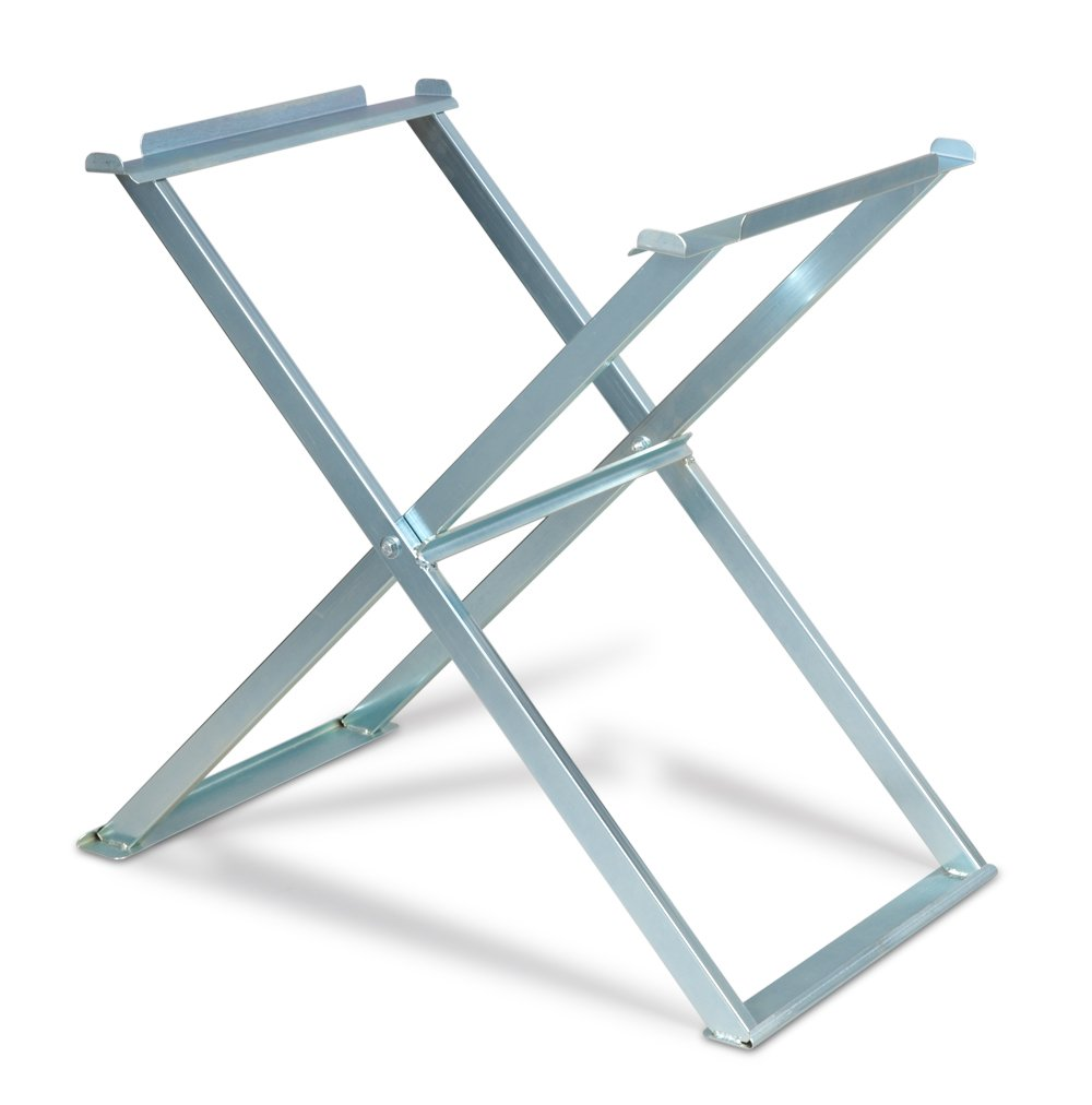 MK Diamond 168244 Folding Saw Stand without Casters for MK-101 (151991), MK-101-24 (169612), MK-101 Pro (155747), MK-101 Pro24 (153243) and MK-1080 Tubular Frame Saws