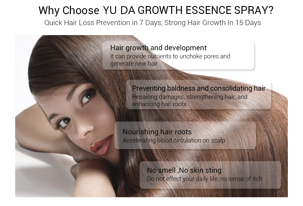 Private label wild hair growth essence oil supplements