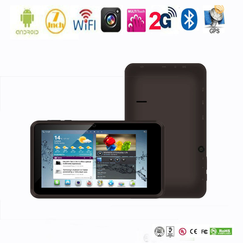 Tablet parts with GSM/GPS/ Bluetooth / Wifi