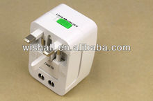 2012 The Best Sale World Travel Adapter for Worldwide