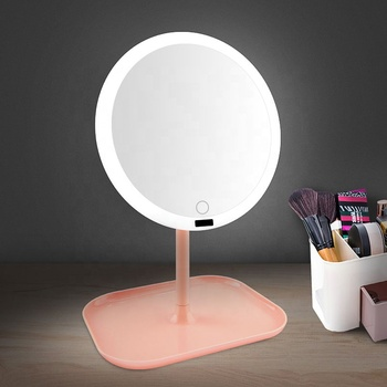Factory professional Plastic Touch Sensor Smart Makeup Mirror