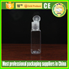60ml Plastic PET green empty spray bottle for cosmetic,washing&cleaning JB-136