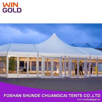 25x60m Luxury Aluminum PVC outdoor used commercial tent for party wedding event  sc 1 st  Alibaba & 25x60m Luxury Aluminum Pvc Outdoor Used Commercial Tent For Party ...