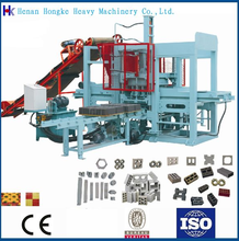 2016 New Type Best Quality Cement/Clay Brick Making Machine with Competitive